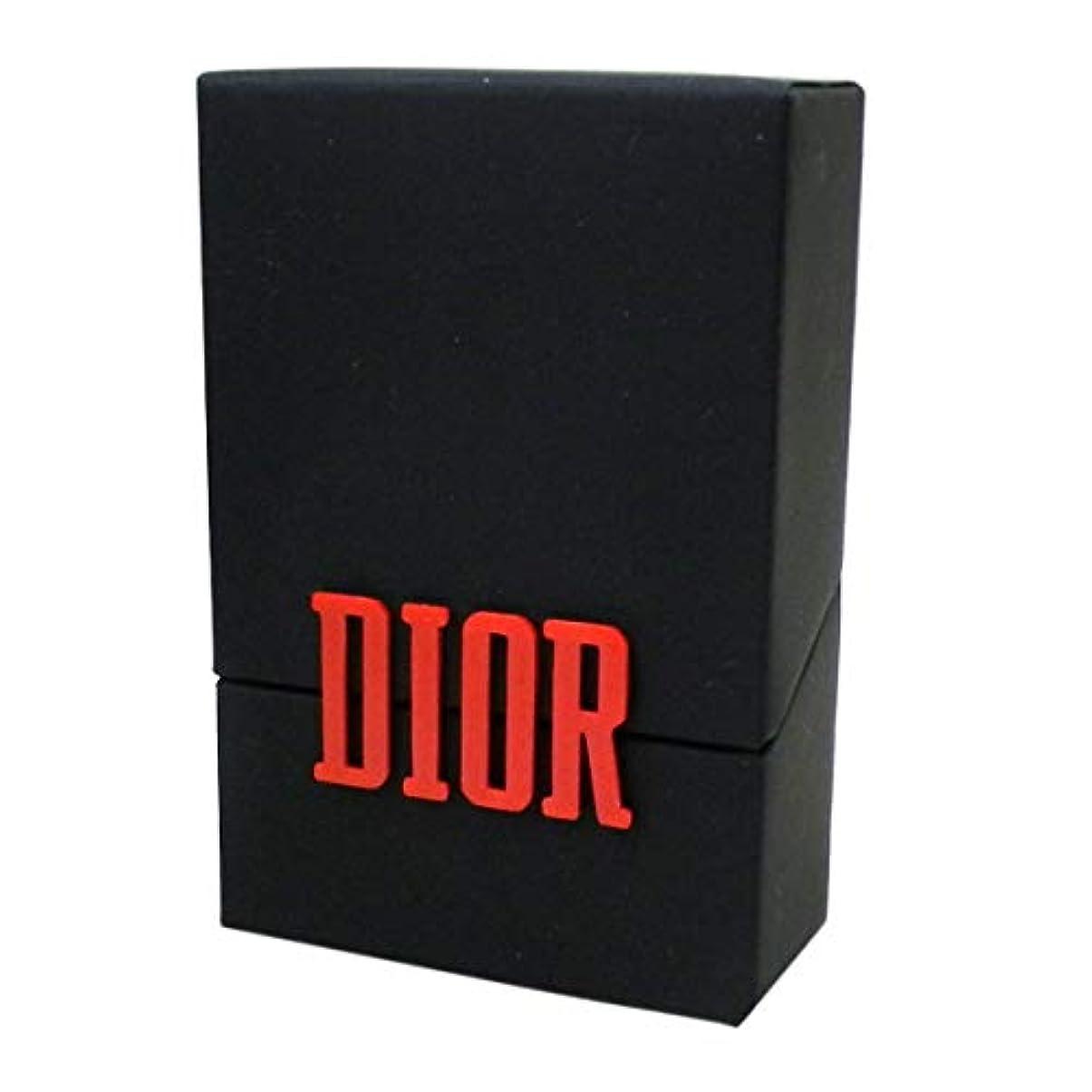 フレア運動する正確Dior ディオール リップルージュ#999 リップ ポーチ ギフト 化粧 メイク 赤 レッド 口紅 携帯 持ち運び 箱 ボックス 2本セット セット コスメ