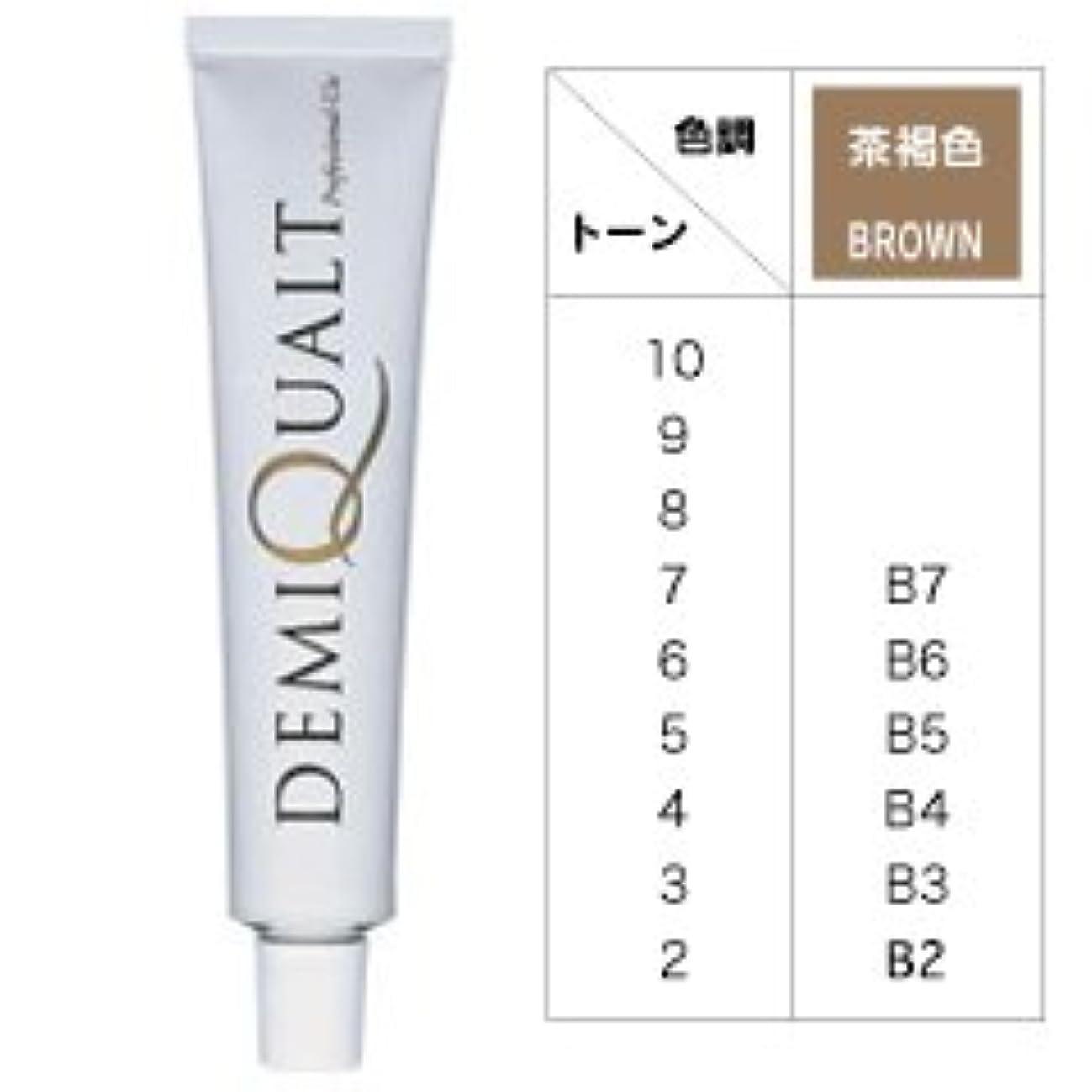 博覧会胸スラッシュ【デミコスメティクス】デミ クオルトカラー #B6 60g