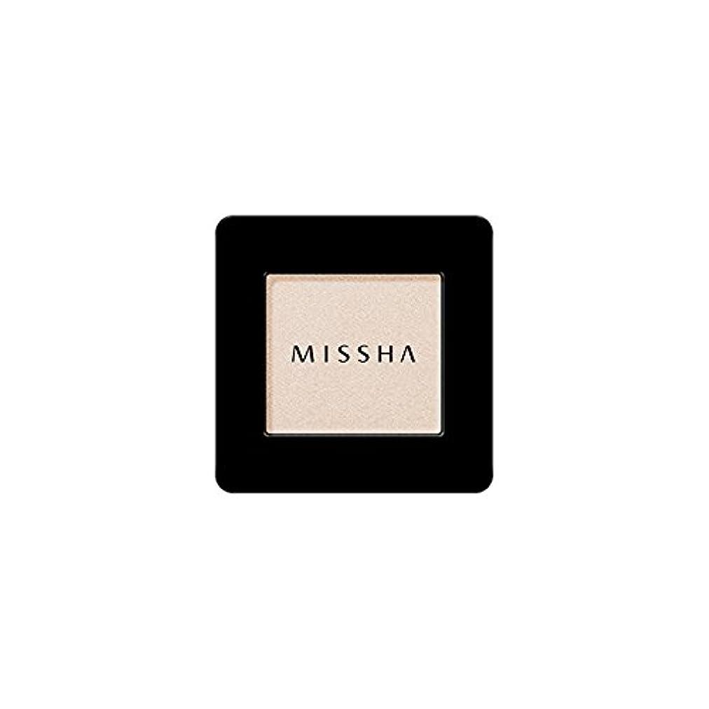 ロンドンペストリー銀行MISSHA Modern Shadow [SHIMMER] 1.8g (#SBE01 Santa Barbara)/ミシャ モダン シャドウ [シマー] 1.8g (#SBE01 Santa Barbara)
