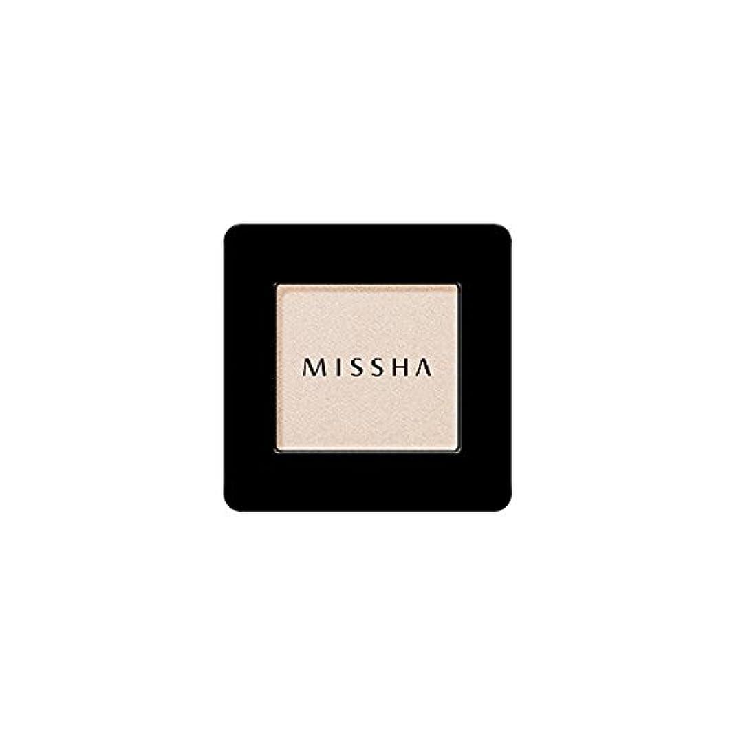 出来事努力する蛾MISSHA Modern Shadow [SHIMMER] 1.8g (#SBE01 Santa Barbara)/ミシャ モダン シャドウ [シマー] 1.8g (#SBE01 Santa Barbara)