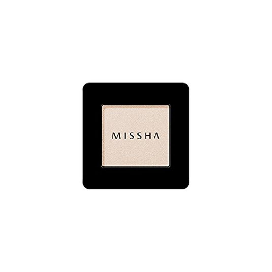 集団条件付き不誠実MISSHA Modern Shadow [SHIMMER] 1.8g (#SBE01 Santa Barbara)/ミシャ モダン シャドウ [シマー] 1.8g (#SBE01 Santa Barbara)