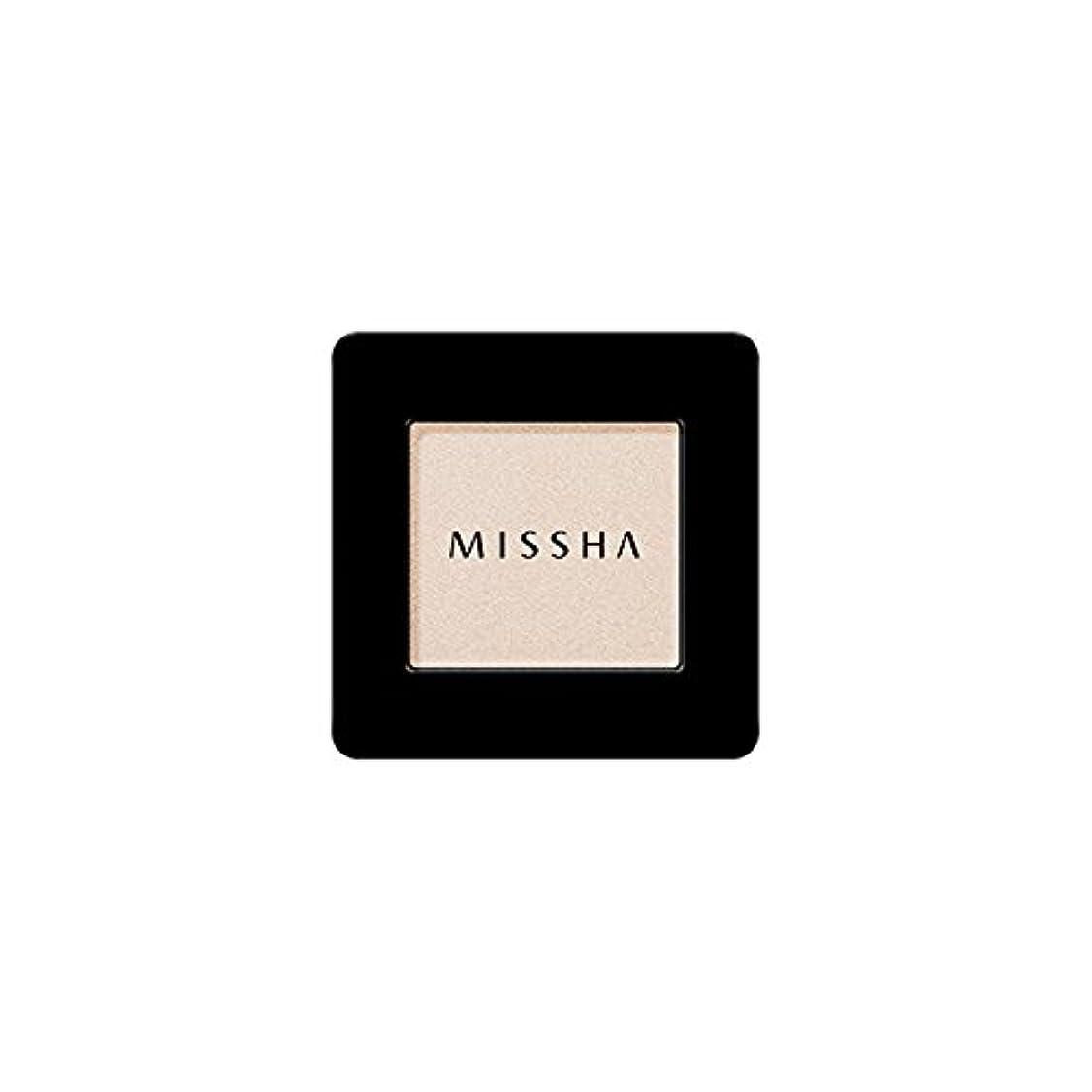 温かいインストラクタークラッシュMISSHA Modern Shadow [SHIMMER] 1.8g (#SBE01 Santa Barbara)/ミシャ モダン シャドウ [シマー] 1.8g (#SBE01 Santa Barbara)