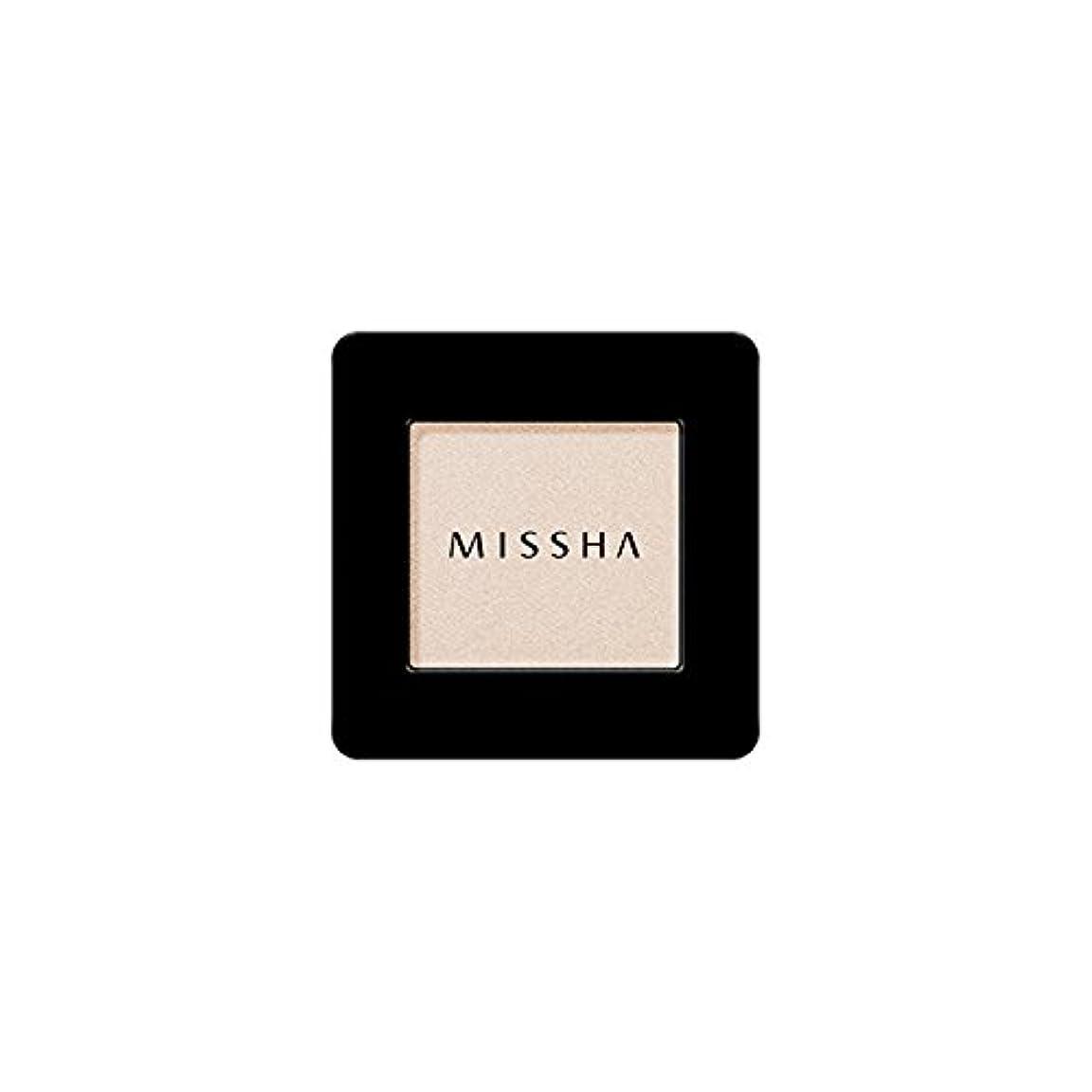 聖書キャベツネイティブMISSHA Modern Shadow [SHIMMER] 1.8g (#SBE01 Santa Barbara)/ミシャ モダン シャドウ [シマー] 1.8g (#SBE01 Santa Barbara)