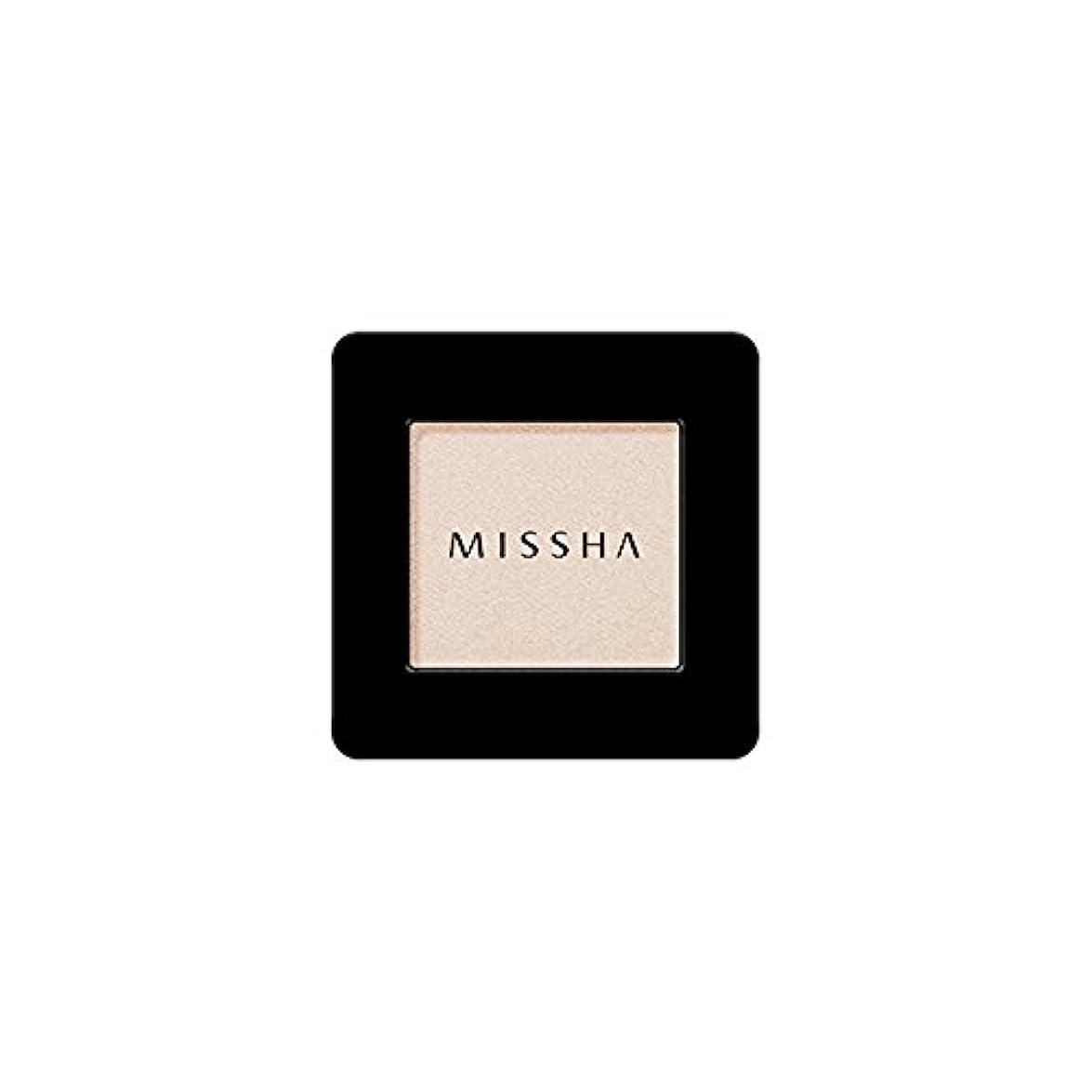 側エミュレートするレキシコンMISSHA Modern Shadow [SHIMMER] 1.8g (#SBE01 Santa Barbara)/ミシャ モダン シャドウ [シマー] 1.8g (#SBE01 Santa Barbara)