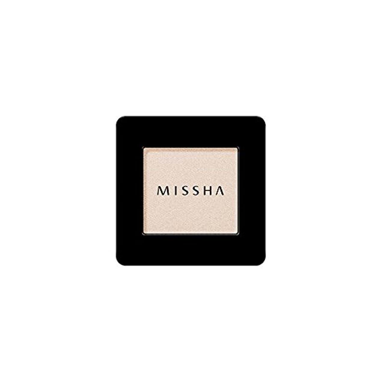 に向けて出発解釈する移住するMISSHA Modern Shadow [SHIMMER] 1.8g (#SBE01 Santa Barbara)/ミシャ モダン シャドウ [シマー] 1.8g (#SBE01 Santa Barbara)