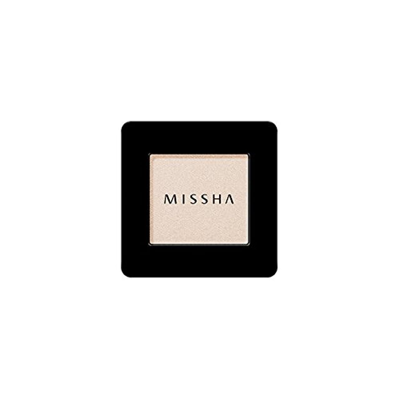 不利益しゃがむ研究MISSHA Modern Shadow [SHIMMER] 1.8g (#SBE01 Santa Barbara)/ミシャ モダン シャドウ [シマー] 1.8g (#SBE01 Santa Barbara)