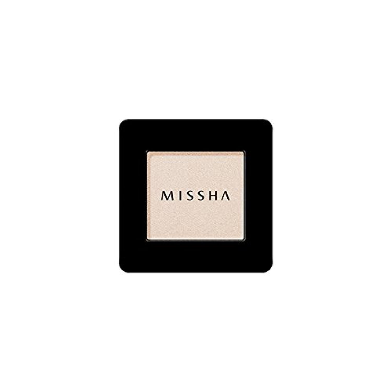 MISSHA Modern Shadow [SHIMMER] 1.8g (#SBE01 Santa Barbara)/ミシャ モダン シャドウ [シマー] 1.8g (#SBE01 Santa Barbara)