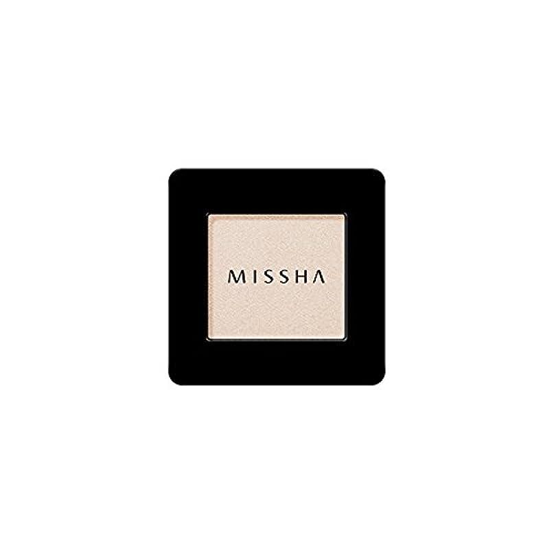 スキャン適合しました順応性のあるMISSHA Modern Shadow [SHIMMER] 1.8g (#SBE01 Santa Barbara)/ミシャ モダン シャドウ [シマー] 1.8g (#SBE01 Santa Barbara)