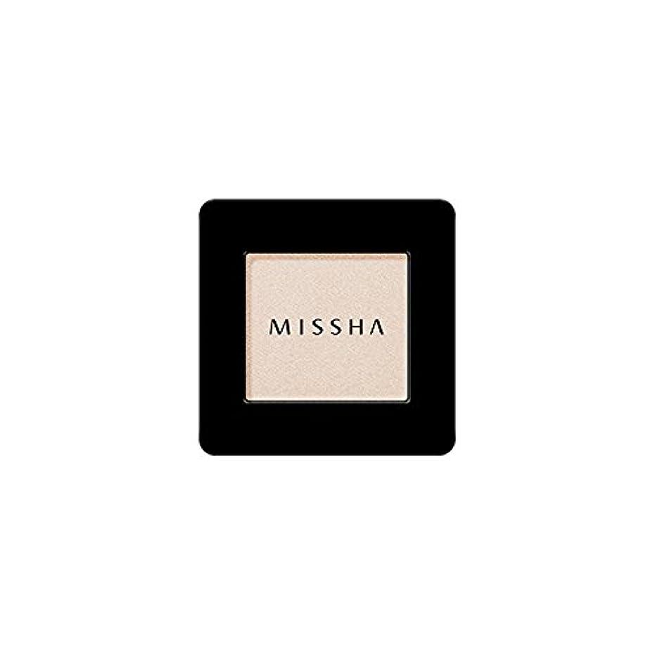 旧正月スティーブンソン旧正月MISSHA Modern Shadow [SHIMMER] 1.8g (#SBE01 Santa Barbara)/ミシャ モダン シャドウ [シマー] 1.8g (#SBE01 Santa Barbara)