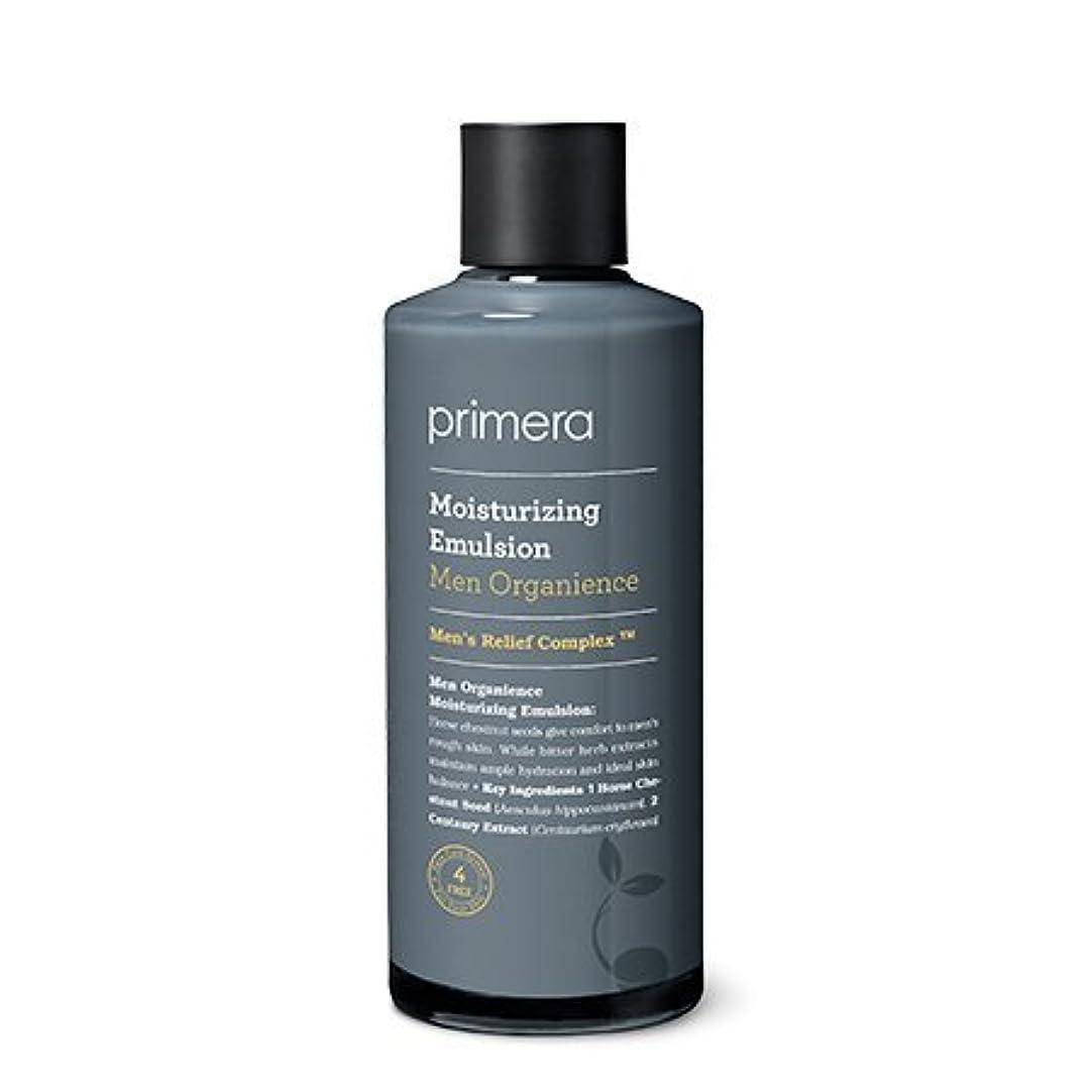 過度の意図する襟【Primera】Men Organience Moisturizing Emulsion - 150ml (韓国直送品) (SHOPPINGINSTAGRAM)