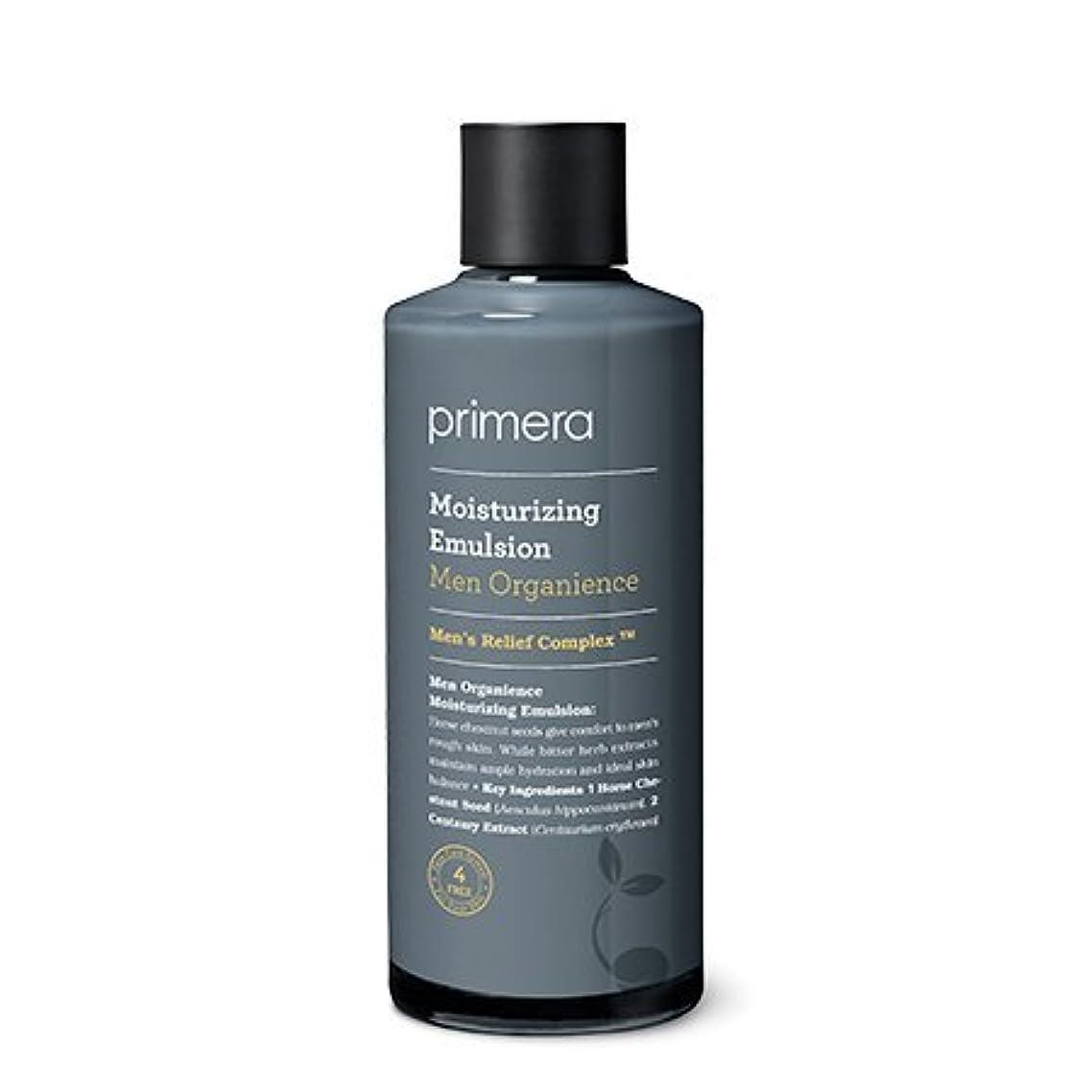 小さな同一の通行料金【Primera】Men Organience Moisturizing Emulsion - 150ml (韓国直送品) (SHOPPINGINSTAGRAM)