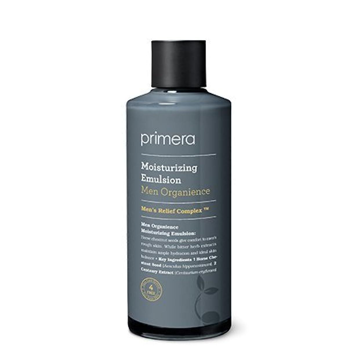 【Primera】Men Organience Moisturizing Emulsion - 150ml (韓国直送品) (SHOPPINGINSTAGRAM)