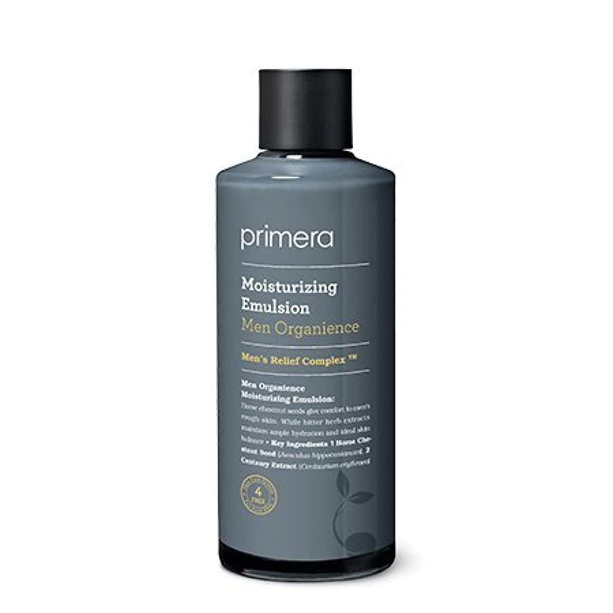 罪人軽減債権者【Primera】Men Organience Moisturizing Emulsion - 150ml (韓国直送品) (SHOPPINGINSTAGRAM)