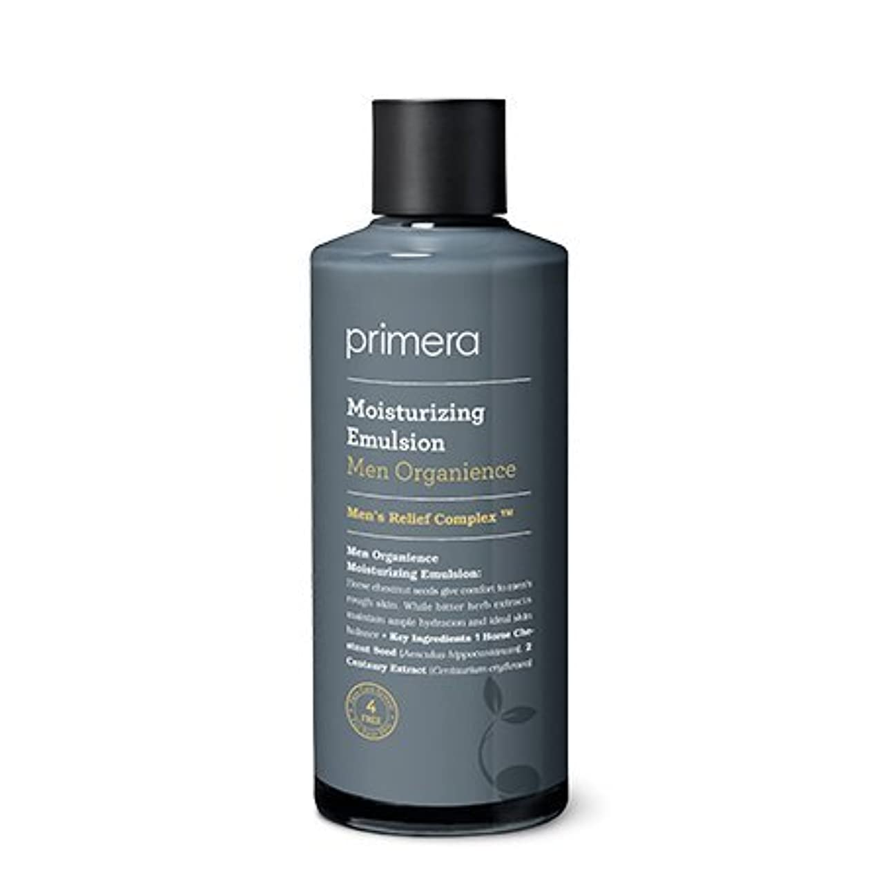 退屈させる内側ムスタチオ【Primera】Men Organience Moisturizing Emulsion - 150ml (韓国直送品) (SHOPPINGINSTAGRAM)