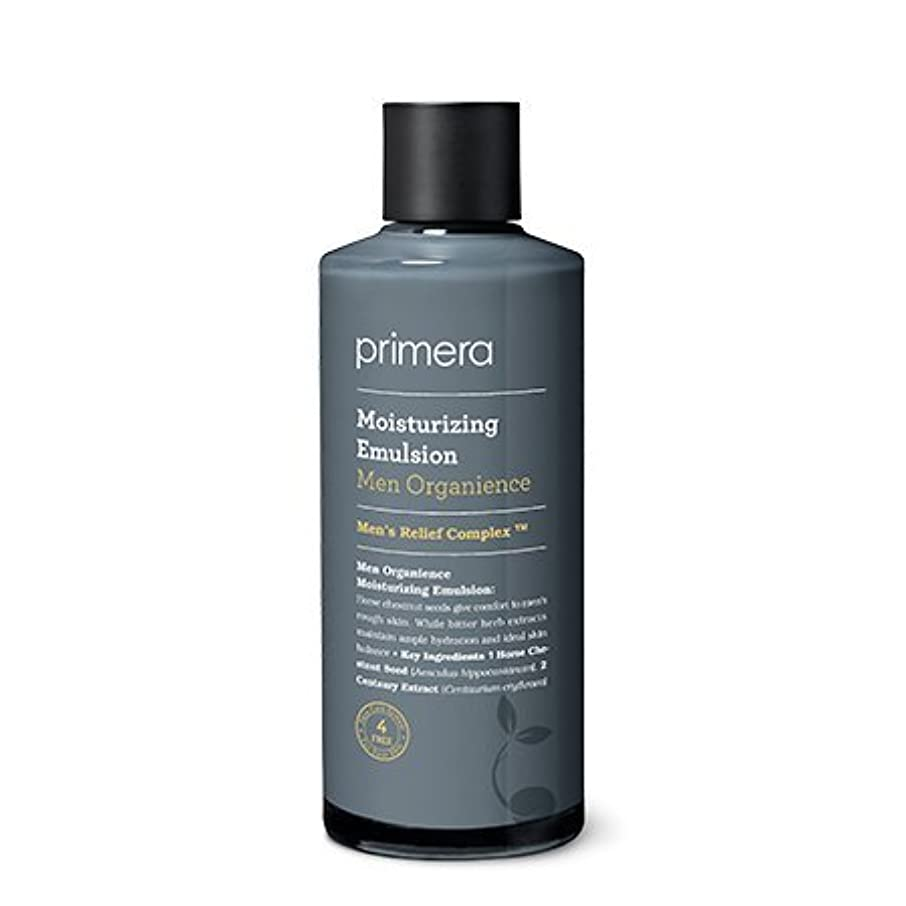 ロック不完全な質素な【Primera】Men Organience Moisturizing Emulsion - 150ml (韓国直送品) (SHOPPINGINSTAGRAM)