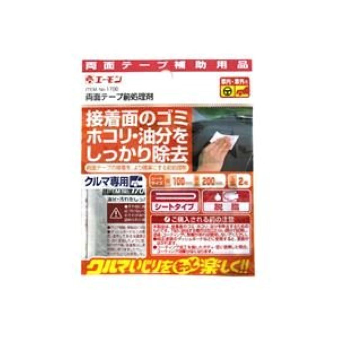 天窓有害な狐(まとめ) 両面テープ前処理剤 1700 【×15セット】