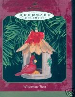 QX6989 Wintertime Treat 1999 Hallmark Keepsake Ornament【クリスマス】【ツリー】 [並行輸入品]
