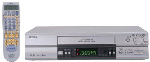JVCケンウッド ビクター Gコード対応VHS Hi-Fiビデオ HR-G13