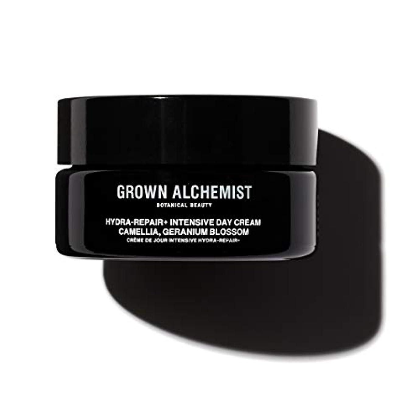 リア王音楽優雅なGrown Alchemist Hydra-Repair+ Intensive Day Cream - Camellia & Geranium Blossom 40ml/1.35oz並行輸入品