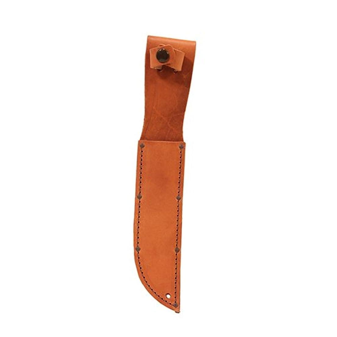 手伝う社説郡Ka-Bar Leather Sheath, 7-Inch, Brown by Ka-Bar