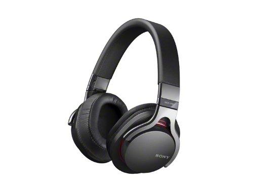 SONY 密閉型ワイヤレスヘッドホン ハイレゾ音源対応 Bluetooth対応 マイク付 MDR-1RBT