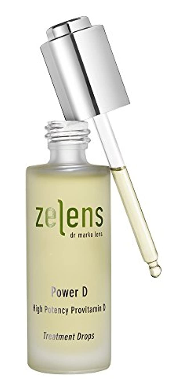 おとうさん森分析ZELENS Power D Treatment Drops 30ml