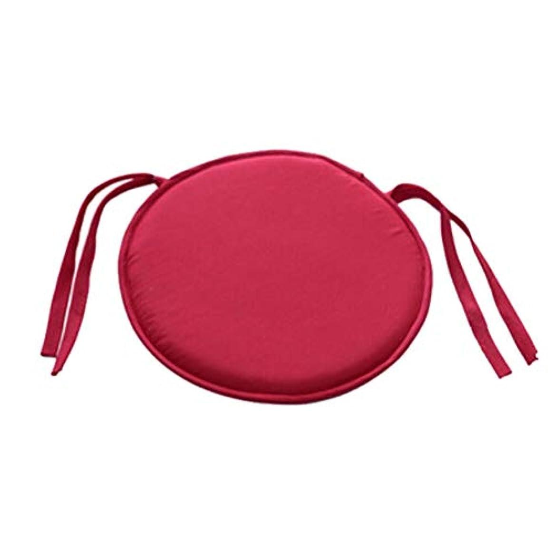 親指アドバイス蒸LIFE ホット販売ラウンドチェアクッション屋内ポップパティオオフィスチェアシートパッドネクタイスクエアガーデンキッチンダイニングクッション クッション 椅子