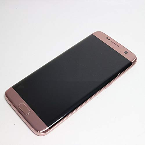 Galaxy S7 edge SC-02H ピンク