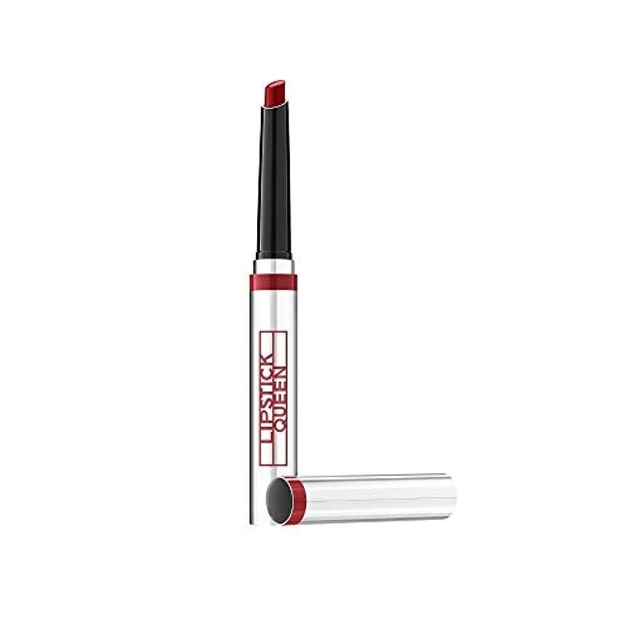 解任アルカトラズ島シートリップスティック クィーン Rear View Mirror Lip Lacquer - # Little Red Convertible (A Classic True Red) 1.3g/0.04oz並行輸入品