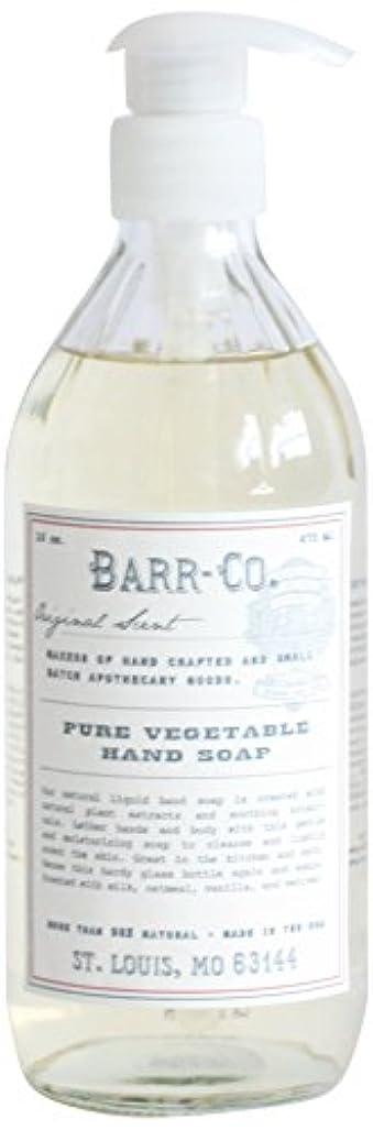 BARR-CO.(バーコー) ハンドソープ