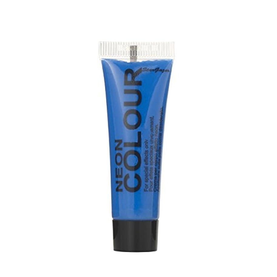 まさに取り出す練習アレス スターゲイザー ネオンペイント 10ml ブルー(UV)