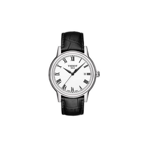 [ティソ] (TISSOT) T-CLASSIC CARSON メンズ クォーツ腕時計 T085.410.16.013.00 [正規輸入品]