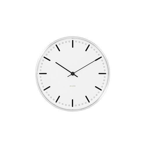 ROSENDAHL ローゼンダール City Hall シティホール φ290mm Arne Jacobsen アルネ・ヤコブセン Wall Clock ...
