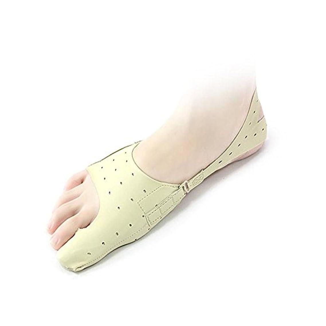 テセウス覗く吸い込む1組の腱膜矯正装置、調節可能な足矯正Seperators、仕立て屋腱膜リリーフソックススリーブ、足のつま先プロテクターストレートフットボールのクッションビッグトゥスペーサー - ハンマー重複つま先