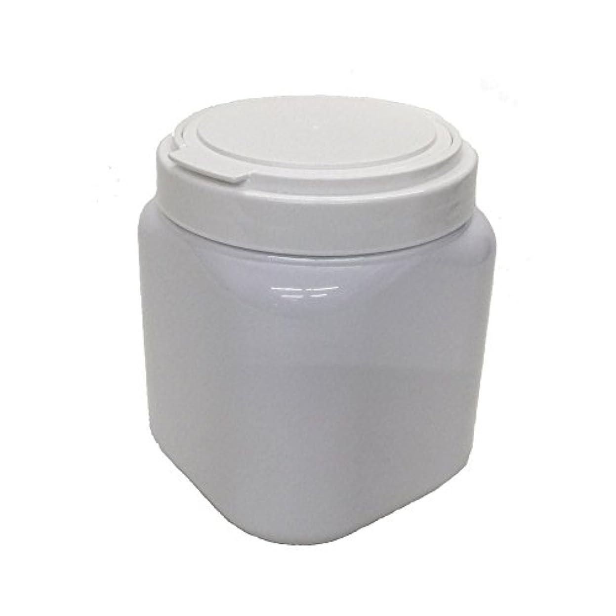 波紋噴出するびっくりcubebox-WH-1500(ホワイト)【選べるラベル付き!】 ((StylishI)スタイリッシュ調)