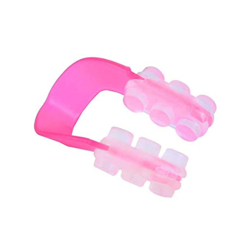 カーペット静脈温室HAMILO ノーズクリップ 美容グッズ 矯正クリップ 鼻を高く 鼻に挟む ノーズアップ 挟むだけ (5個セット)