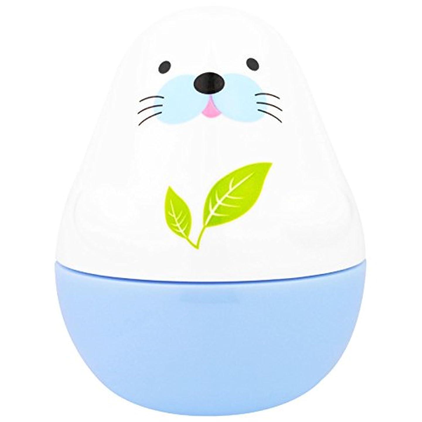 音楽を聴く哺乳類傘ETUDE HOUSE ミッシングユー ハンドクリーム - アザラシ(グリーンティーの香り) (並行輸入品)