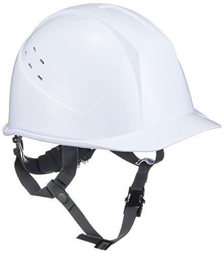 ミドリ安全 ヘルメット 一般作業用 通気孔付 SC11BV RA KP付 スーパーホワイト