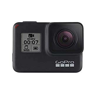 GoPro HERO7 Black — Waterproof Digital Action Camera with Touch Screen 4K HD Video 12MP Photos Live Streaming Stabilization (B07GSVDFTQ) | Amazon price tracker / tracking, Amazon price history charts, Amazon price watches, Amazon price drop alerts
