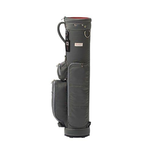 ONOFF(オノフ) キャディーバッグ onoff equipment キャディバッグ 7型 47インチ対応 OB1418-08 グレー 機能:セパレーター、グローブホルダー