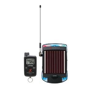 ユピテル Aguilas 専用工具不要 簡単取付ソーラー充電対応 リモコン付属カーセキュリティ VE-S37RS