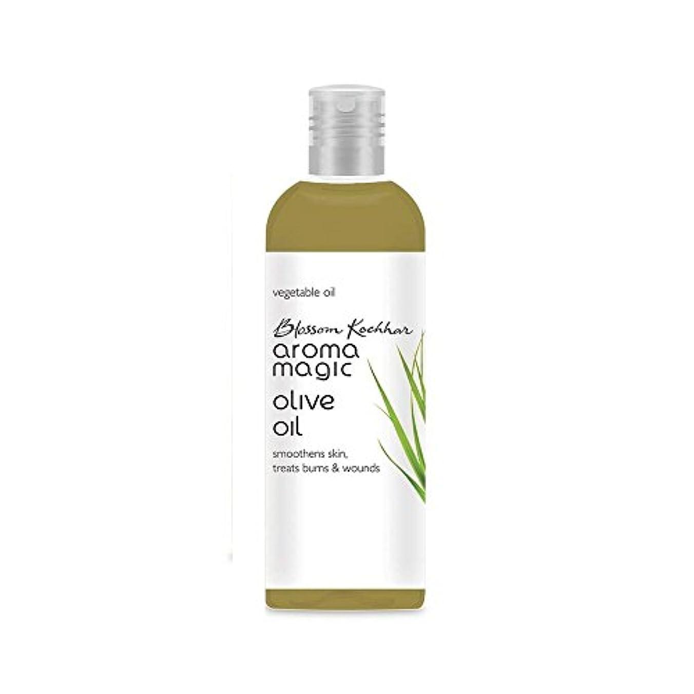 硬化するストロークトレーダーAroma Magic Olive Oil, 100ml
