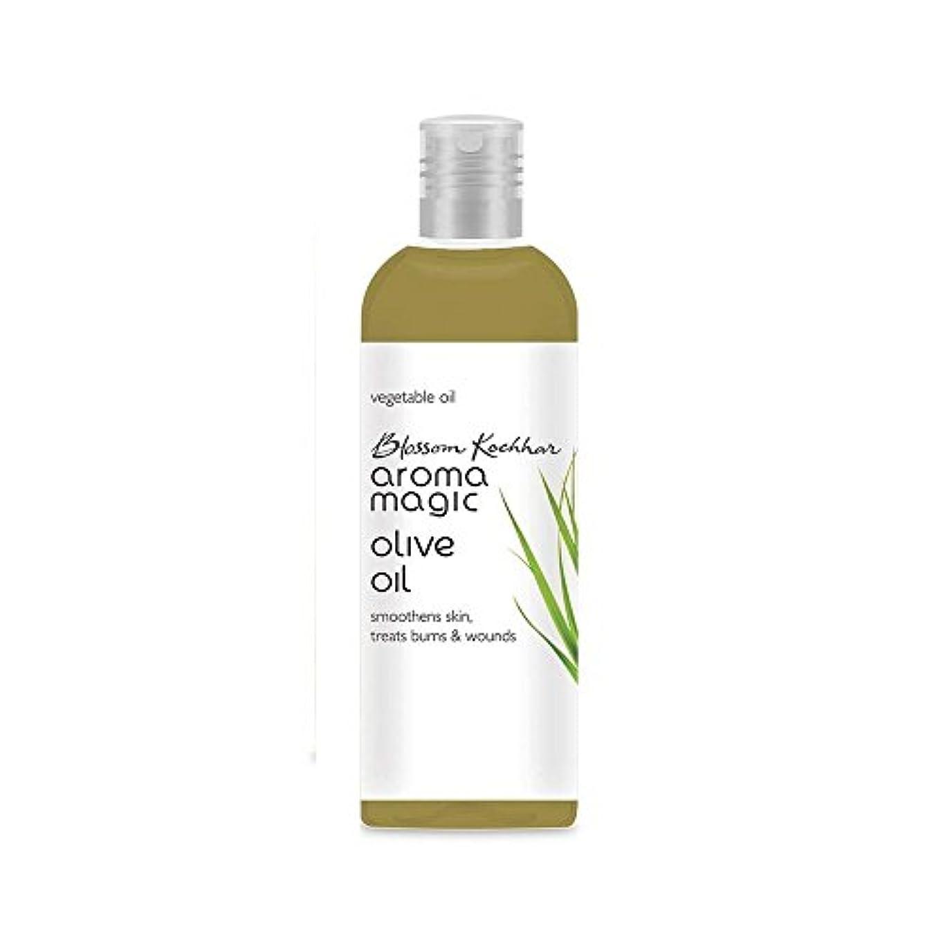 ジョブ辛なぞっとするようなAroma Magic Olive Oil, 100ml