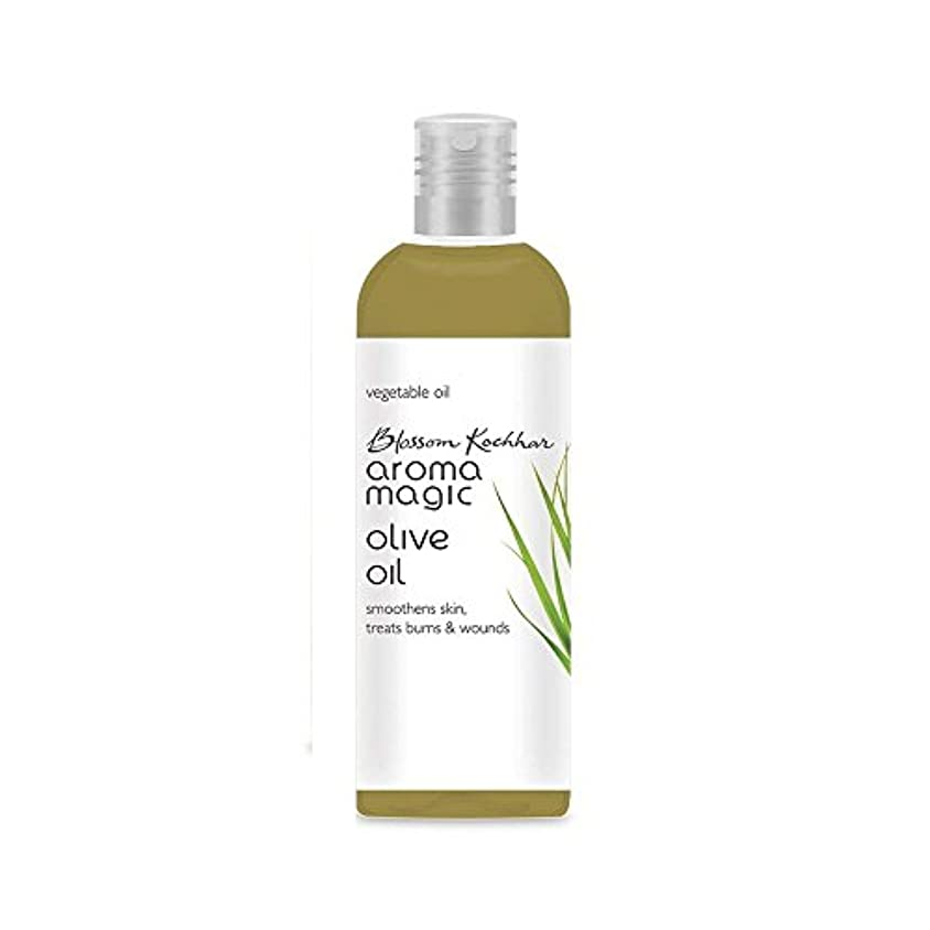 才能十二試してみるAroma Magic Olive Oil, 100ml