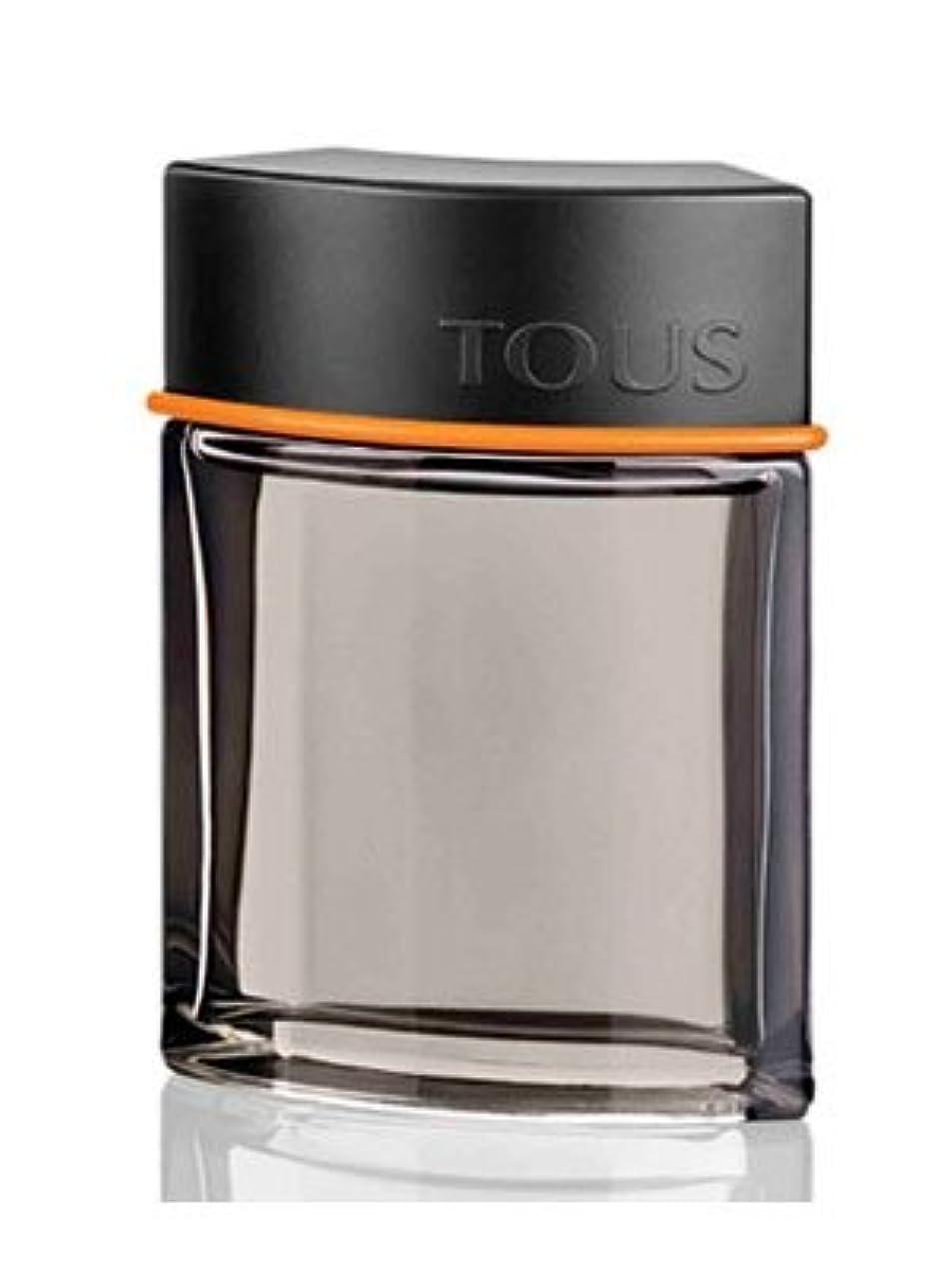 標準ロードされたミットTous Man Intense (タウ マン インテンス) 3.4 oz (100ml) EDT Spray for Men