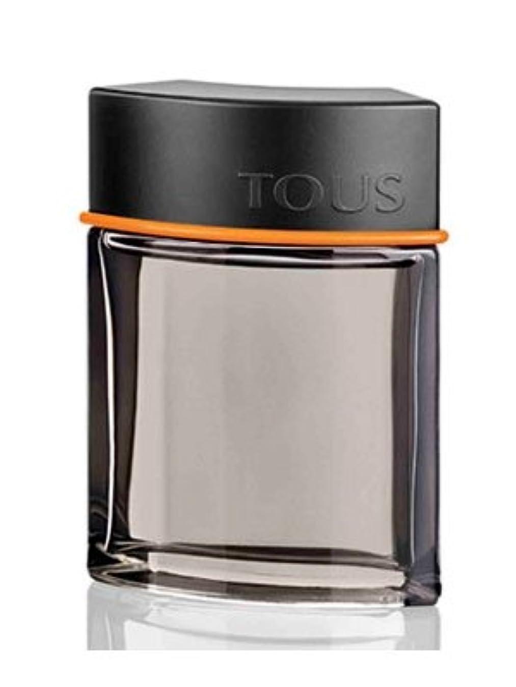 バトルあそこ成果Tous Man Intense (タウ マン インテンス) 3.4 oz (100ml) EDT Spray for Men