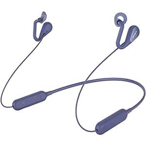 ソニー SONY ワイヤレスオープンイヤーステレオイヤホン SBH82D : Bluetooth/ながら聴き/NFC対応/マイク・操作ボタン付 2019年モデル ブルー SBH82D L