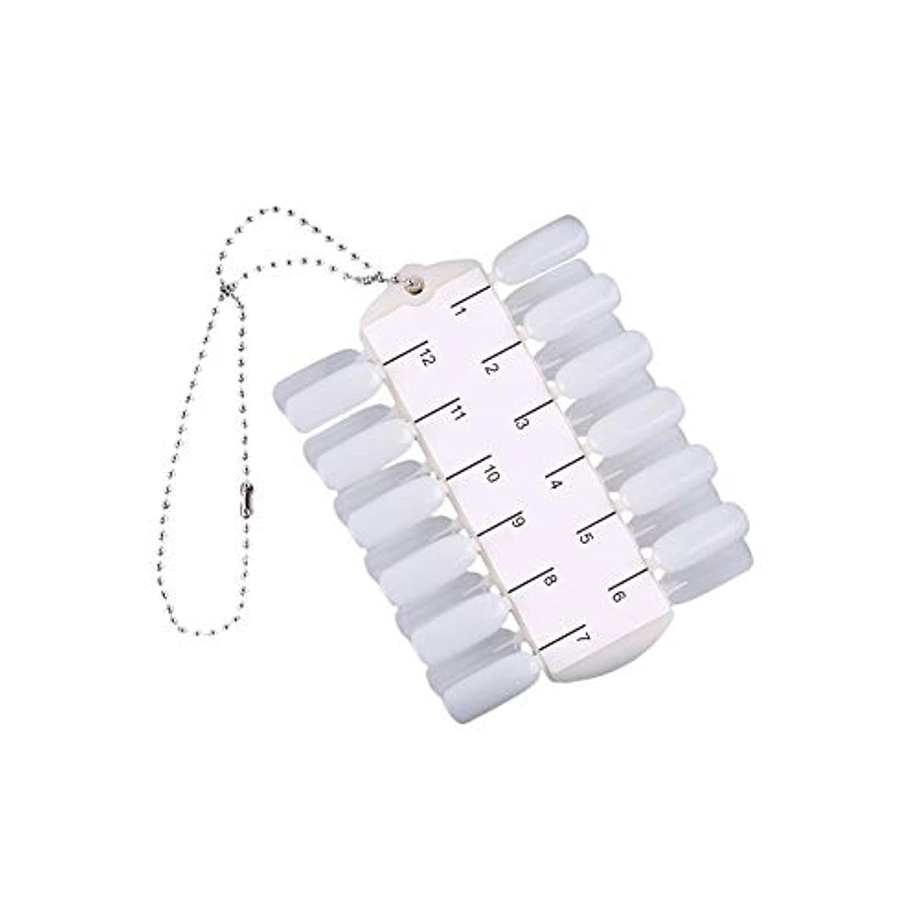 蒸苛性収まるネイルは、プラスチック製のネイルジェルネイルカラーカードの表示パネルネイルデザインのトレーニングキットマニキュアを促し