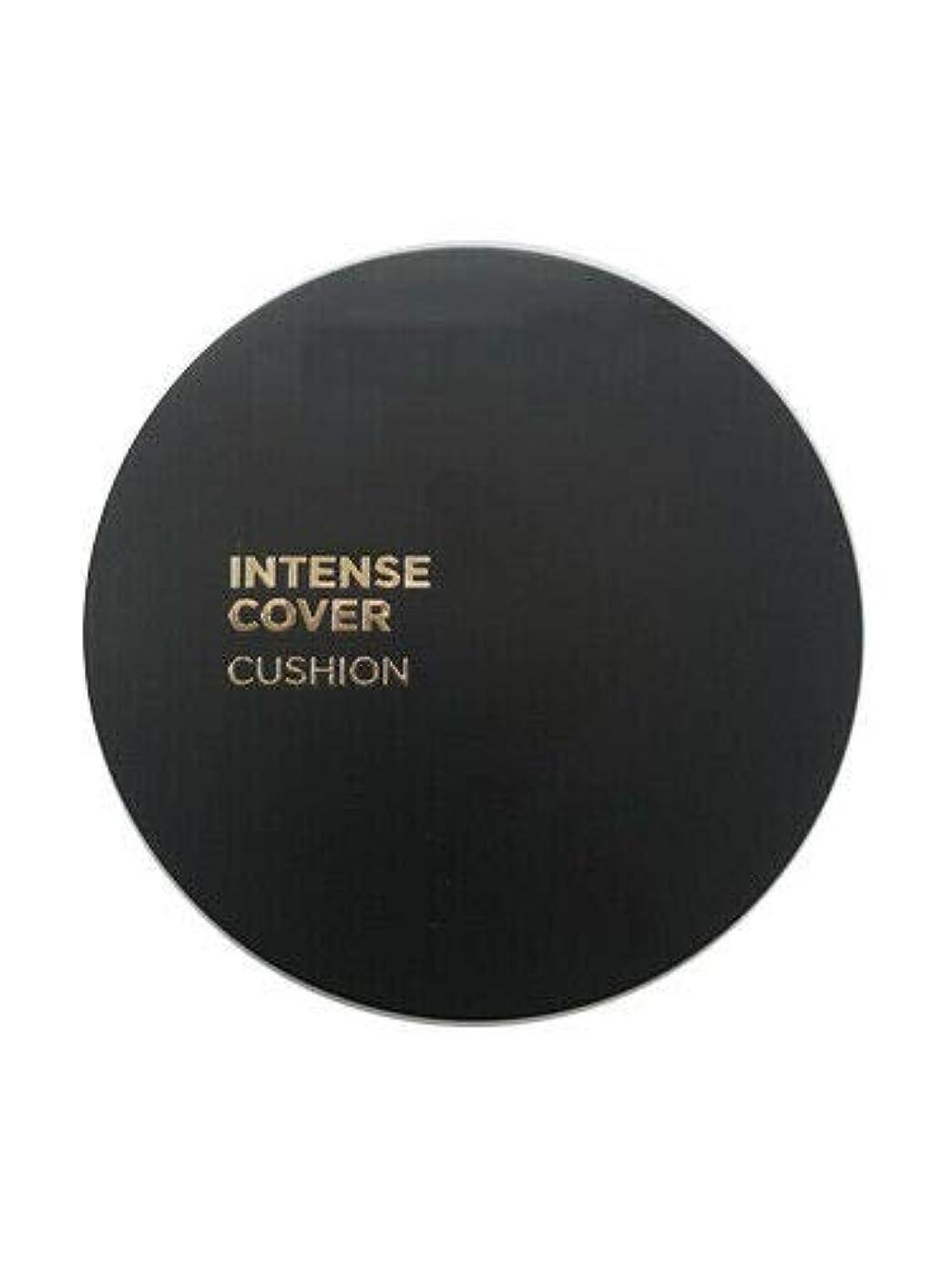 他の日ひまわり夕方[ザ?フェイスショップ] THE FACE SHOP [インテンス カバー クッション 15g] Intense Cover Cushion 15g [海外直送品] (#V201)