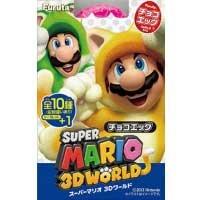 食玩 チョコエッグ スーパーマリオ 3Dワールド シークレット含む全12種セット